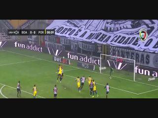 Boavista 0-1 Porto - Golo de Alex Telles (9min)