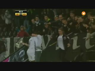 Vitória Guimarães 4-0 Académica - Golo de Hernâni (81min)