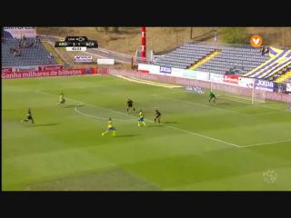 Arouca 3-2 Académica - Golo de Artur Moreira (43min)