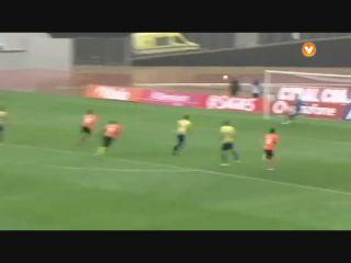 União Madeira 3-4 Paços de Ferreira - Golo de Paulo Henrique (68min)