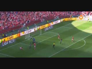 Benfica 4-1 Nacional - Golo de N. Gaitán (23min)