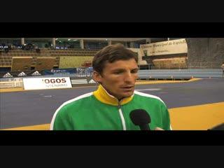 Atletismo :: Entrevista a Rui Silva