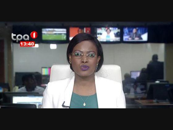 PR exonera Josefina Diakité do cargo de embaixadora de Angola na África do Sul