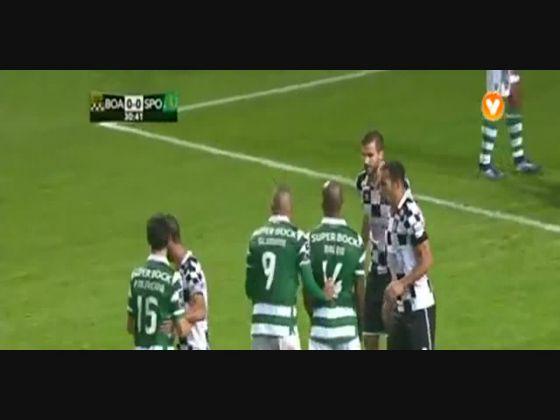 06J :: Boavista - 0 x Sporting - 0 de 2015/2016