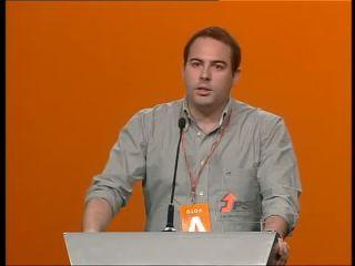 Paulo Pinheiro fala no Congresso do PSD sobre a importância da formação política