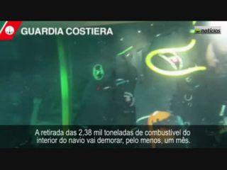 Naufrágio Costa Concordia