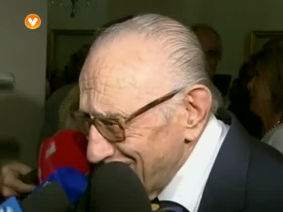 Atletismo :: Moniz Pereira homenageado em 25/05/2011