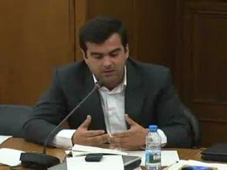 Duarte Marques questiona Manuel Avelino Jesus sobre as PPP