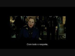 Video - #166: Meryl Streep transforma-se em Thatcher