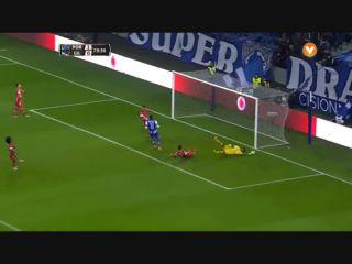 Porto 2-0 Gil Vicente - Golo de M. Marega (80min)