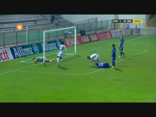 Resumo: Moreirense 3-3 Belenenses (29 December 2016)
