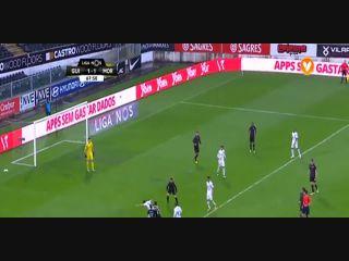 Vitória Guimarães 4-1 Moreirense - Golo de João Teixeira (68min)