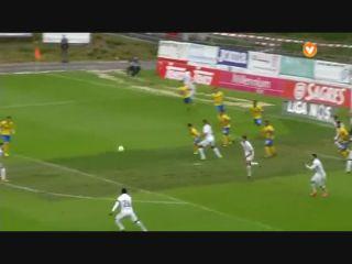 Arouca 2-2 Vitória Guimarães - Golo de Cafú (15min)