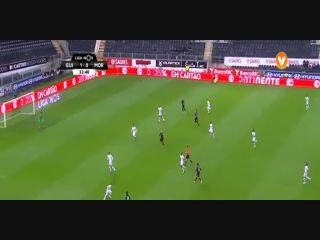 Vitória Guimarães 4-1 Moreirense - Golo de Fábio Espinho (34min)