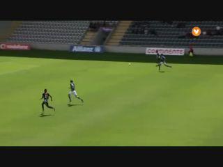 Nacional 2-2 Belenenses - Golo de Tiquinho (13min)