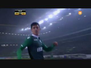 Sporting CP 4-0 Famalicão - Golo de F. Montero (74min)