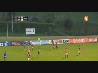 Angrense 0-2 Porto - Golo de Bueno (40min)
