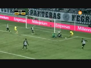 Resumo: Boavista 1-3 Sporting CP (5 December 2014)