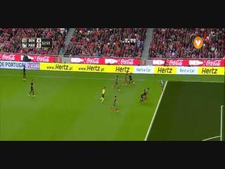 Benfica 6-0 Marítimo - Golo de K. Mitroglou (54min)