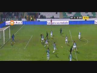 Resumo: Vitória Setúbal 2-1 Sporting CP (4 Janeiro 2017)