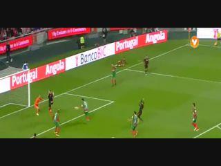 Benfica 6-0 Marítimo - Golo de F. Cervi (2min)