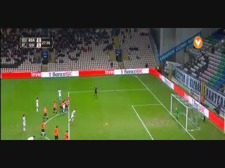 Resumo: Boavista 1-1 Vitória Guimarães (20 November 2016)