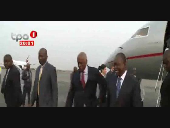PR em Luanda depois da visita ao Cuando Cubango