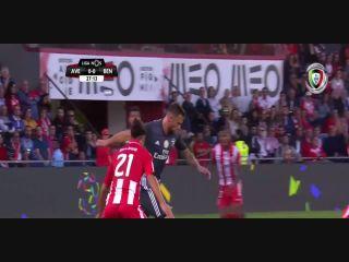 Resumo: Desportivo Aves 1-3 Benfica (22 Outubro 2017)