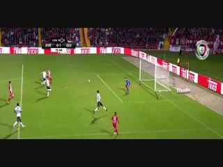 Resumo: Desportivo Aves 1-3 Vitória Guimarães (29 Outubro 2017)