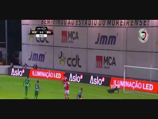 Resumo: Moreirense 0-1 Sporting Braga (23 Outubro 2017)