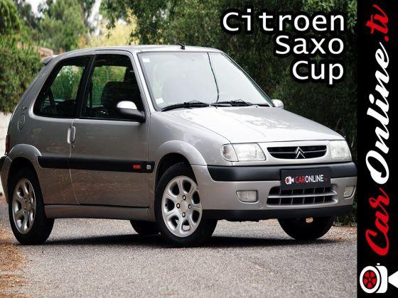 Citroen SAXO Cup sem TUNING