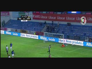 Resumo: Feirense 1-3 Portimonense (16 Fevereiro 2018)