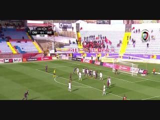 Chaves 1-1 Desportivo Aves - Golo de Willian (79min)