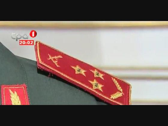 Presidente da república exonera e nomeia chefias militares