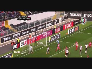 Resumo: Vitória Guimarães 2-1 Desportivo Aves (18 Março 2018)