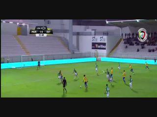 Resumo: Moreirense 1-2 Estoril (12 Fevereiro 2018)