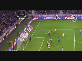 Resumo: Porto 2-0 Boavista (17 Março 2018)