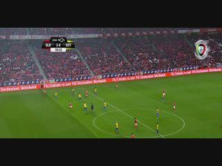 Summary: Benfica 3-1 Estoril (9 December 2017)