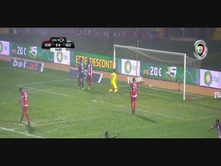 Resumo: Desportivo Aves 1-1 Vitória Guimarães ()