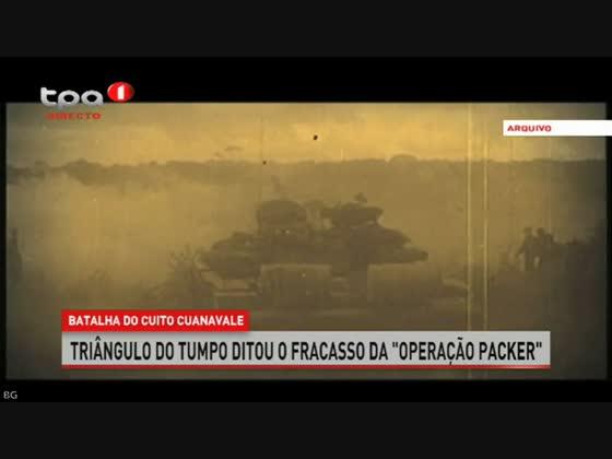 """Batalha do Cuito cuanavale, trângulo do Tumpo ditou o fracasso da """"Operação"""""""