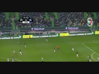 Summary: Sporting CP 2-1 Belenenses (3 January 2019)